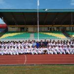 Kali Kedua, SMPN 1 Bangkinang Kota Rangkul Warga Peringati HUT RI