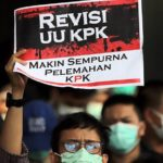 Gerindra Tolak Revisi UU KPK