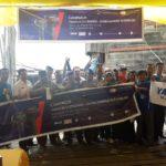 PT Marine Internusa Pekanbaru Silaturahmi dengan Komunitas Yamaha Outboard Selat Panjang