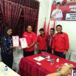 Siti Fatimah, SH Resmi Daftarkan Diri ke PDI Perjuangan