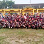 Laskar Merah Putih Meriahkan HUT Kabupaten Berau dan Tanjung Redeb