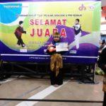 Nur Feriesyha Aneswari, Atlit Terbaik Kejuaraan Pencak Silat Pelajar Jakarta Raih Medali Emas