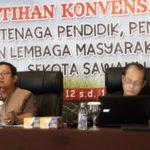 Pemko Sawahlunto Gelar Pelatihan Konvensi Hak Anak