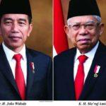 Begini Skenario Pengamanan Pelantikan Presiden Jokowi dan Wapres Ma'ruf Amin