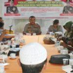 Kapolres Sawahlunto Dialog dengan Wartawan, Junaidi Nur : Kita bangun Komunikasi dan Silaturahmi