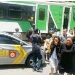 KA Minangkabau Express Tabrak Pikap dan Tewaskan Sopirnya