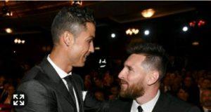 Ronaldo dan Messi Bantu Rumah Sakit atasi Covid -19