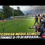 Media Malaysia Kaget Timnas Indonesia U-19 Bungkam Raksasa Kroasia