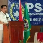 Pada Kongres PSSI, Ketua KONI Bartim Harapkan Sepak Bola Semakin Maju