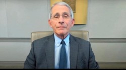 Kepala Penasihat Medis Amerika, Anthony Fauci : Covid-19 Mulai Tak Terkendali Lagi