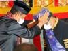 Laksma TNI Hargianto Dianugerahi Gala Sangsako Sutan Lauik Sati Nan Batuah